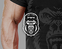 Chalkback Powerlifting Logo & Apparel Designs