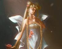 Sailor Moon fanart: Neo Queen Serenity