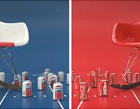 Super Bowl LII - Pepsi vs. Coca Cola