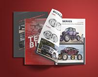 Product Catalog for Vehicle Wheel Company