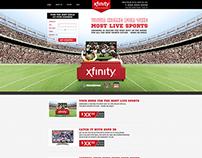 Comcast Sport (Retailer site)