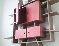 BOOMkast / TREE Cabinet