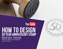 How To Create Stamp In Adobe Illustrator