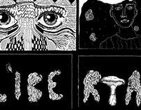 Pensamientos - Thoughts // Comic