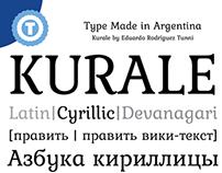 Kurale Cyrillic - Free Google Web Font