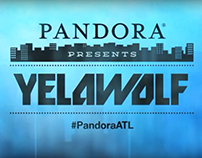 Pandora Presents Yelawolf Animation