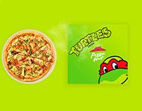 Pizza Hut Ninja Turtles