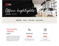 JLL Office Outlook (responsive email)
