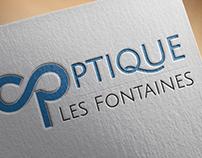 Logo (Optique les fontaines)