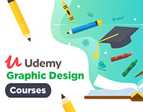 The Best Udemy Graphic Design Courses