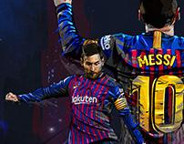 FC Barcelona - Messi 600 Goals