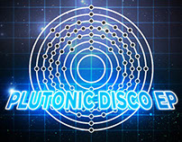 Andy Clockwork - Plutonic Disco EP