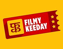 FilmyKeeday Branding