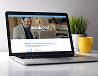 Mentored :: Website Homepage