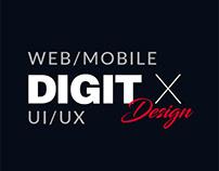 Social media DIGITX