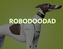 Robodoodad: Robotic Incarnation of My Greyhound