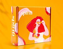 Spiritú Spring 2020 Box