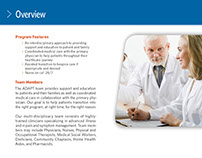 Program Brochure for McLaren