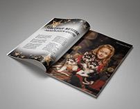 Разворот журнала (Шарандина Света)