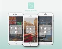 Travel Buddy - Mobile App
