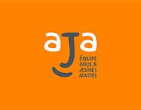 AJA, Institut Curie - Brand Design