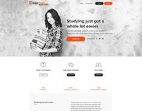 Redesign of www.studylounges.com website