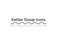 Kattan Group Icons
