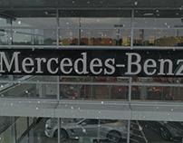 Mercedes-Benz Winter Event Video