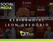 Social Media | Residencial Leon Gregório #1