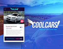 Coolcars App Project