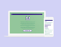Personal Website: HTML & CSS