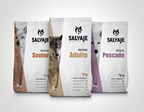 Packaging Salvaje / Tiendanimal