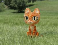Cat - 3D Character
