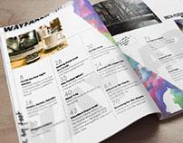 Wayfarer: Travel Magazine