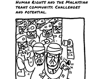 Human Rights & The Malaysian Trans community challenges