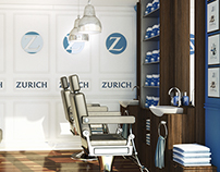 Zurich Pmi - Temporary Shop