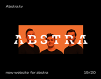 Abstra – New website