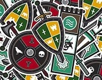 For Honor Faction Emblem Designs
