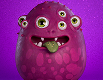 Egg Blob