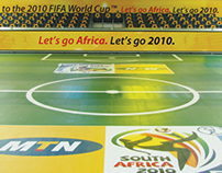 MTN World Cup Airport Activation