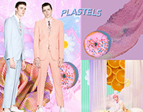 PLASTELS | Menswear Holiday Collection