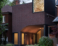 High Park Residence by Batay-Csorba Architects