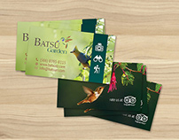 Graphic Design Print - Birding & Photography