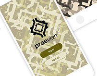 Praevian Mobile Application Concept