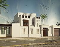 Private Villa - Hijazi Style