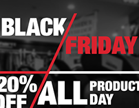 Black Friday Banner concepts