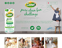 Comet Pure Clean Fun