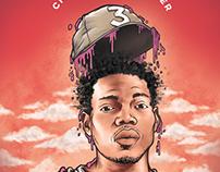 Chance the Rapper illustration