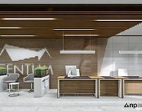 CENTUM Office Design