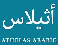 Athelas Arabic